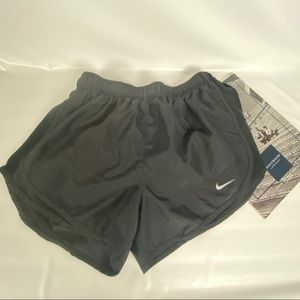 Nike Black Shorts dry fit running